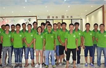 海宜家排列三字谜泥第60期施工培训在广州培训基地隆重拉开帷幕!